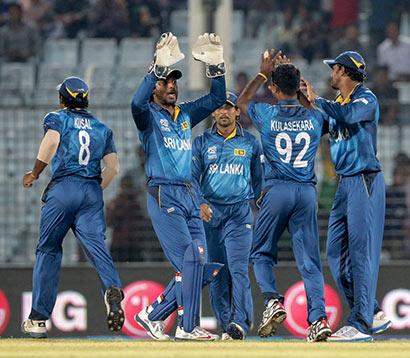 Sri Lanka vs Netherlands cricket match