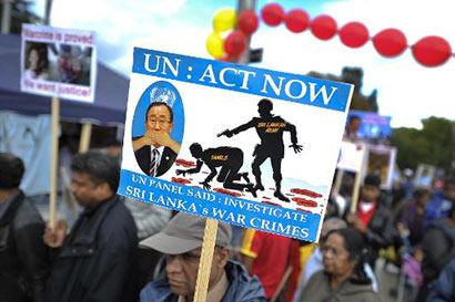 4,000 Tamils protest in Geneva for Sri Lanka war crimes probe