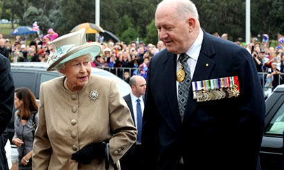 General Peter Cosgrove