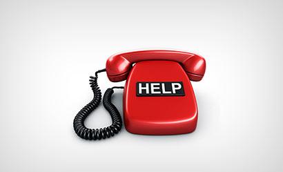 Help Phone Line