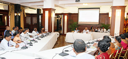 LLRC meeting