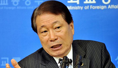 Mr. Yu Myung-hwan