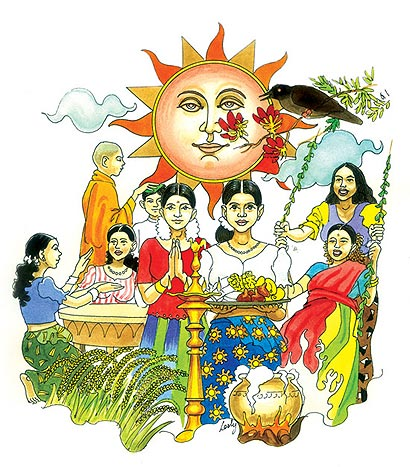 Sinhala & Tamil New Year