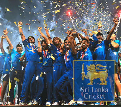 Sri  Lanka cricket victory