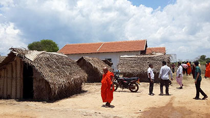 Wilpattu Muslim houses