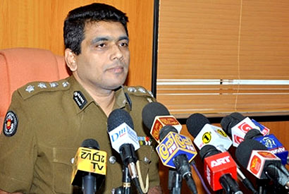 Ajith Rohana - Police Media Spokesman Senior SP