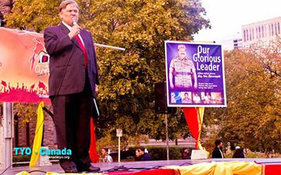Canadian politicians such as Jim Karygiannis compromised Canadian and international security for LTTE votes and funds