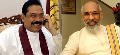 President Mahinda Rajapaksa has extended an invitation to the Chief Minister of the Northern Provincial Council Justice C.V. Wigneswaran