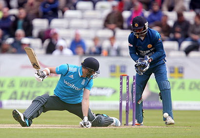 Cricket: Sri Lanka Vs England