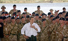 British Army in Iraq