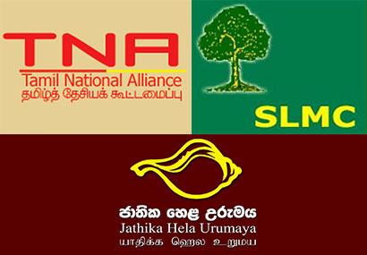Ban ethnic-based political parties in Sri Lanka