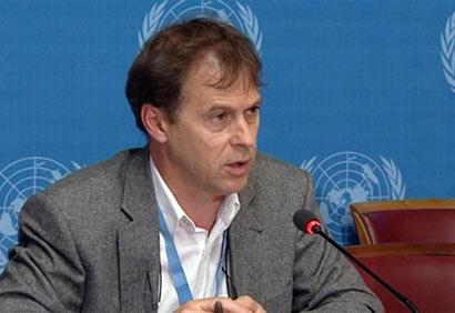 Rupert Colville - UN