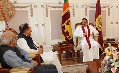 BJP in Sri Lanka
