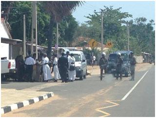 Lanka road