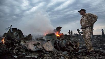 Malaysia MH 17 crash