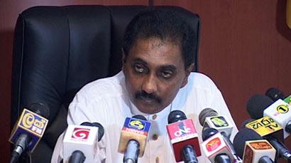 Deputy Minister Hemal Gunasekera