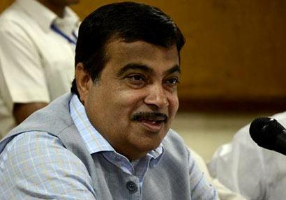 Highways and Shipping Minister Nitin Gadkari