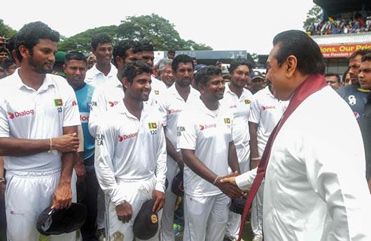Sri Lanka bade farewell to their former test and ODI captain Mahela Jayawardena