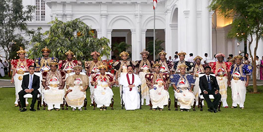 Annual Sri Dalada Perahara comes to an end