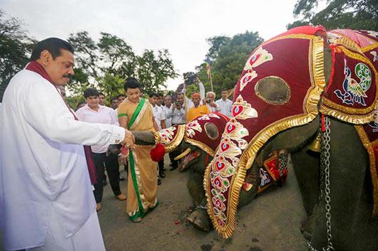 Sri Dalada Perahara comes to an end