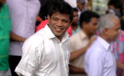 UNP MP Ajith Mannapperuma