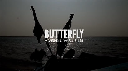 Butterfly is a film by Vishnu Vasu