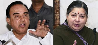 Dr. Subramanian Swamy vs Jayalalitha