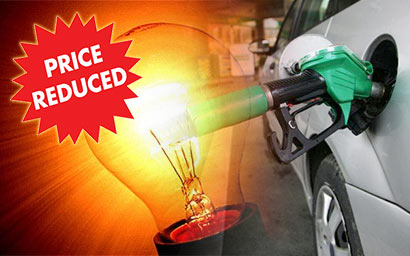 Prices of diesel, petrol, kerosene to be reduced
