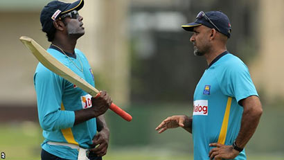 Marvan Atapattu as Head Coach