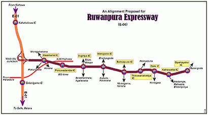 Ruwanpura Expressway