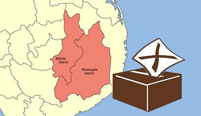 Uva provincial council election - 2014
