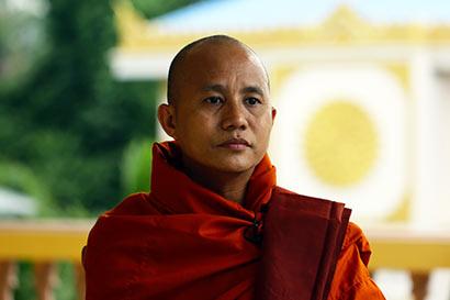 Monk Wirathu