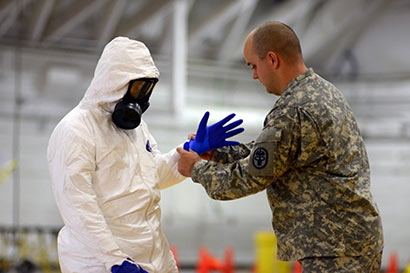 Ebola and US Army
