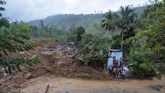 Haldummulla landslide