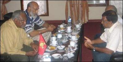 LTTE meeting