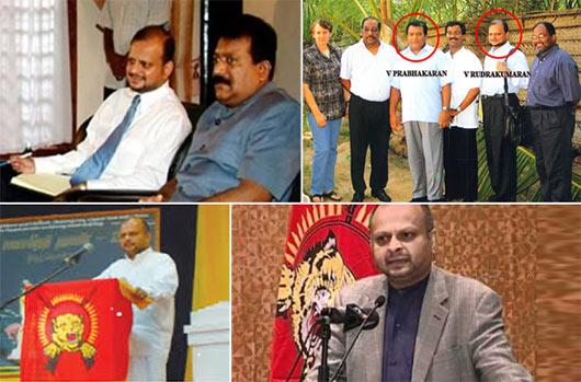 LTTE Prabhakaran & Rudrakumaran