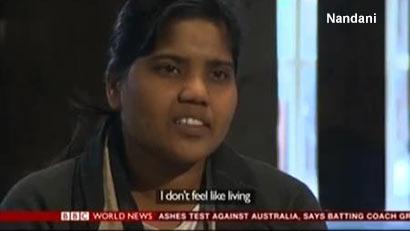 Nandani on BBC