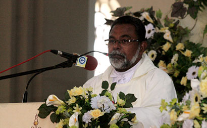 Rev. Father Cyril Gamini Fernando