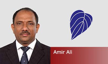 Ameer Ali sworn in as MP