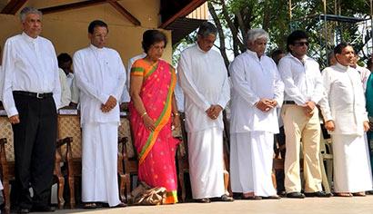 MOU signed by Maithripala Sirisena