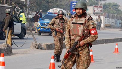 Pakistan Peshawar attack