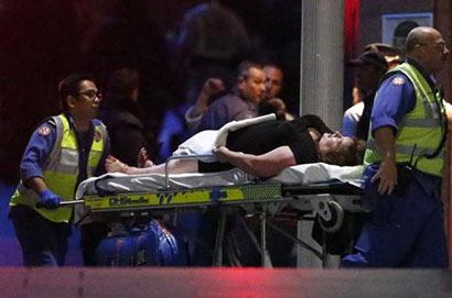 Sydney terror attack