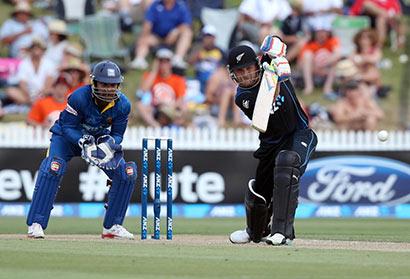 Kumar Sangakkara Vs Newzealand
