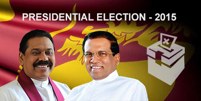 Sri Lanka Presidential Election - 2015