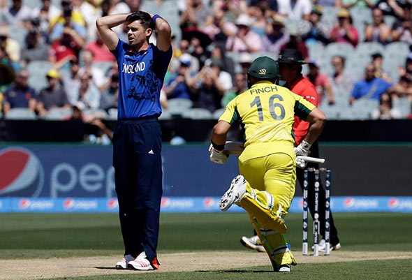 England vs Australia - Cricket Worldcup - 2015