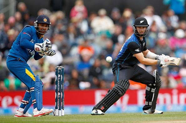 Kumar Sangakkara vs New Zealand Cricket