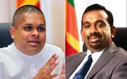 Sajin Vaas and Mahindananda Alutgamage