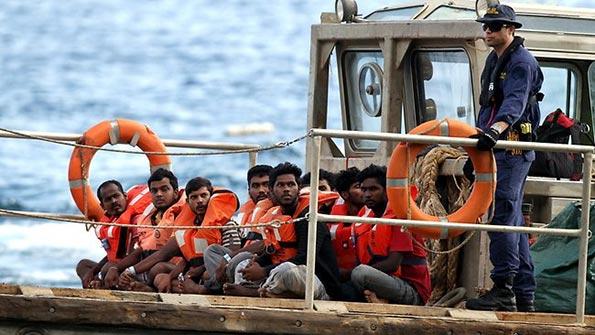 Sri Lanka boat people - Asylum seekers