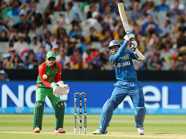 T.M. Dilshan 161 vs Bangladesh in Cricket Worldcup - 2015