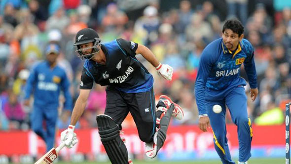 TM Dilshan Vs New Zealand Cricket